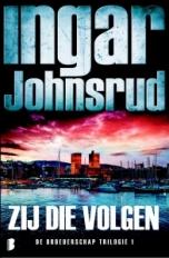 Those Who Follow - Dutch cover
